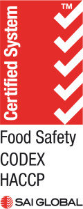 SAI Global HACCP Logo